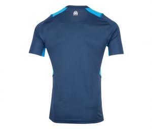 Camiseta de Entrenamiento OM Azul Júnior