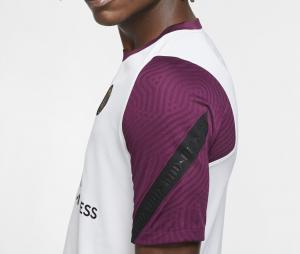 Maillot Entraînement Jordan x PSG Strike Blanc