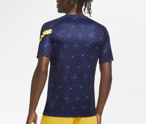 Maillot Pré-Match Tottenham Bleu