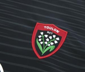 Maillot Pré-Match RC Toulon Noir