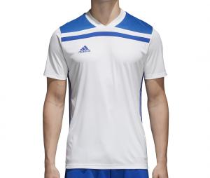 Maillot adidas Regista Blanc/Bleu