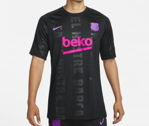 Maillot Pré-Match Barça Strike Noir