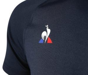 Maillot Pré-Match France Rugby Replica Bleu