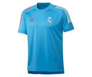 Maillot Entraînement Real Madrid Bleu