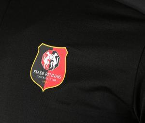 Training top Stade Rennais Noir/Gris