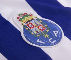 Maillot Vintage FC Porto 2002 Blanc/Bleu