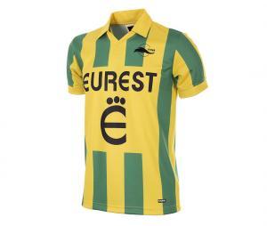 Maillot Vintage FC Nantes 1994 Jaune/Vert