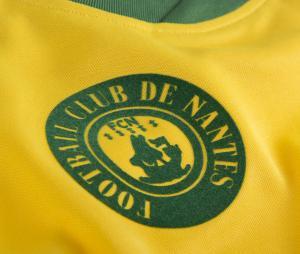 Maillot Vintage FC Nantes 1978 Jaune/Vert