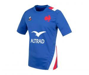 Maillot FFR France Rugby XV Replica Domicile 2021/2022