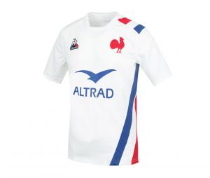 Maillot FFR France Rugby XV Replica Extérieur 2021/2022