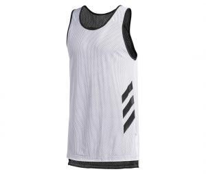 Débardeur adidas Accelerate Blanc/Noir