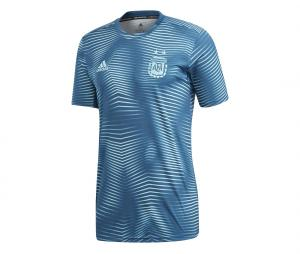 Maillot Pré-Match Argentine Bleu