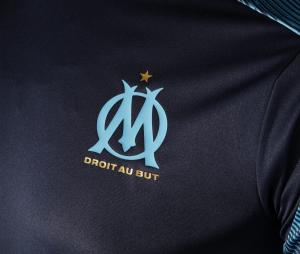 OM Training Kid's Football Shirt Blue