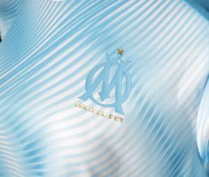 Maillot Pré-Match OM Bleu Femme
