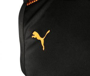 Camiseta sin mangas OM Negro/Naranja