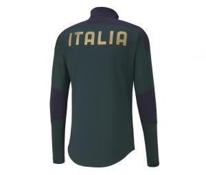 Training Top Italie Vert