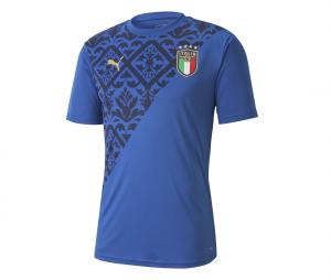 Maillot Pré-Match Italie Bleu