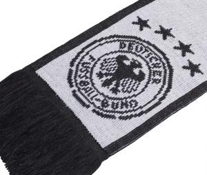 Echarpe Allemagne Blanc/Noir