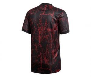 Maillot Pré-Match Espagne Noir/Rouge