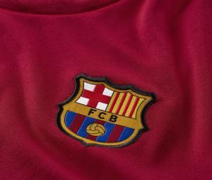 Maillot Entraînement Barça Strike Rouge