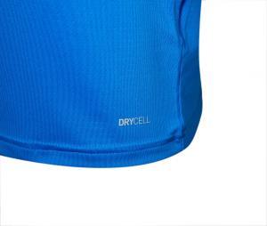 OM Pre-Match Short-Sleeve Football Top Blue