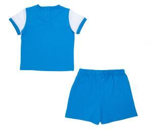Mini Kit OM Fan Azul/Blanco Bebé