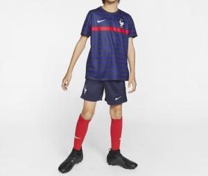 Mini Kit France Domicile 2020-2021 Enfant