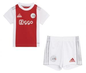 Mini Kit Ajax Amsterdam Domicile 2021/2022 Bébé
