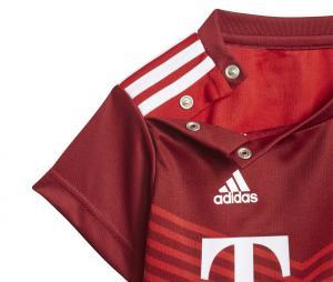 Mini Kit Bayern Munich Domicile 2021/2022 Bébé