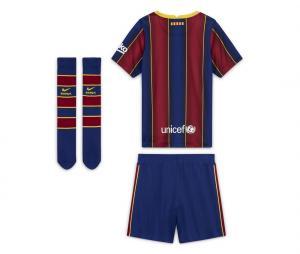 Mini Kit Barça Domicile 2020/2021