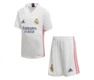 Mini kit Real Madrid Domicile 2020/2021