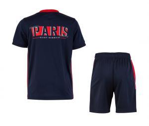Mini Kit PSG Fan Bleu Junior