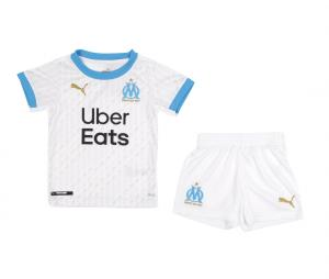 Younger Kids' Football Kit OM 2020/21 Home