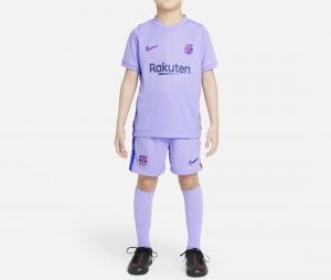 Mini Kit Barça Extérieur 2021/2022