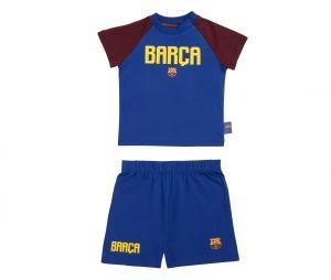 Mini Kit Barça Fan Bleu/Rouge Bébé