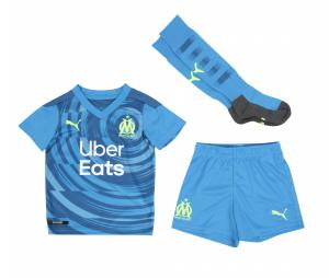 Younger Kids' Football Kit OM 2020/21 Third