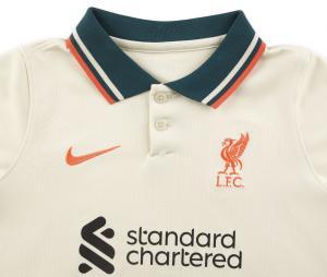 Mini Kit Liverpool Extérieur 2021/2022 Junior