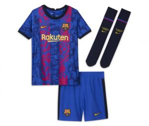 Mini Kit Barça Third 2021/2022