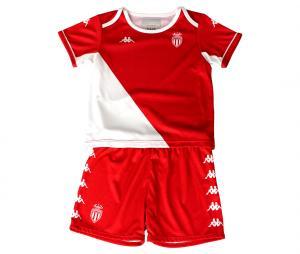 Mini Kit AS Monaco Domicile 2021/2022 Bébé