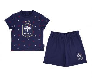 Mini Kit France Fan Bleu Bébé