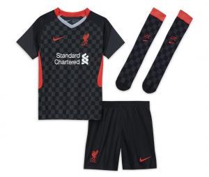 Mini Kit Liverpool Third 2020/2021 Junior