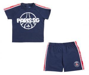 Mini Kit PSG Fan Bleu Bébé