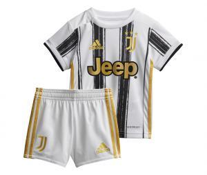 Mini Kit Juventus Domicile 2021 Bébé