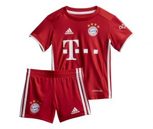 Mini Kit Bayern Munich Domicile 2020/2021 Junior