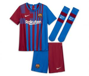 Mini Kit Barça Home 2021/2022