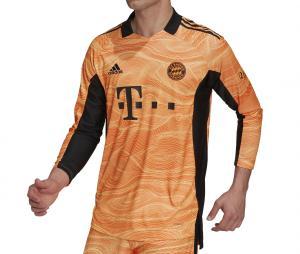 Maillot Bayern Munich Gardien 2021/2022