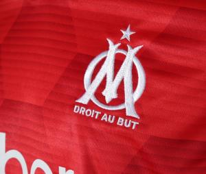 Maillot Manches Longues OM Gardien 2020/21 Junior