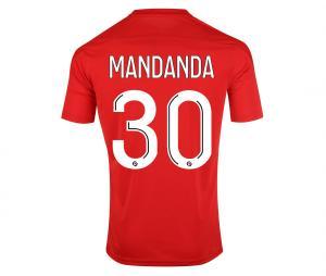 Maillot OM Gardien Mandanda 2020/21