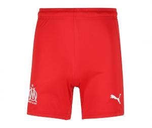 OM 2019/20 Stadium Goalkeeper Kid's Football Shorts