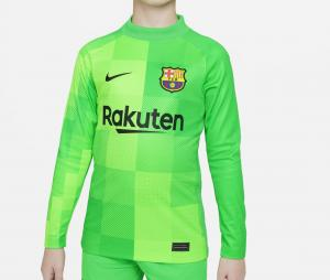 Maillot Barça Gardien 2021/2022 Junior